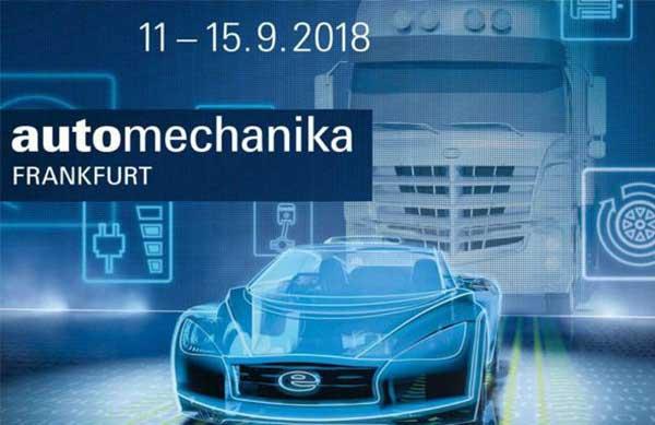 Depros alla fiera Automechanika di Francoforte 2018